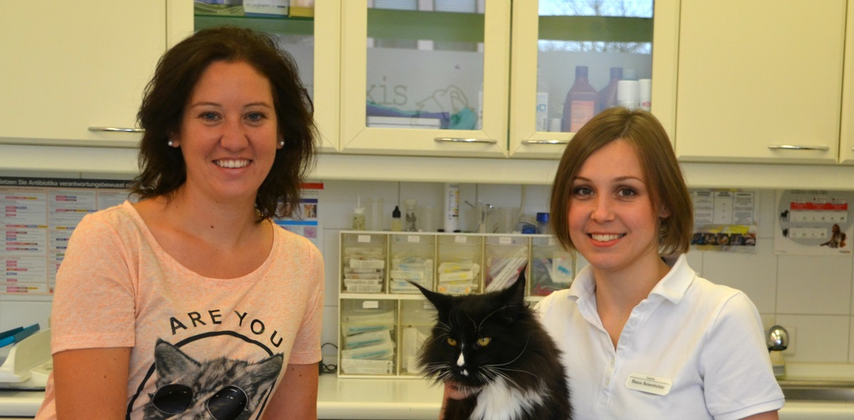 Unser Team: Dr. Bader-Mechler & Bianca Reisenbichler